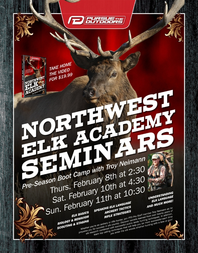 Elk poster sample