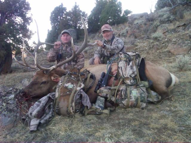 Elk Rifle
